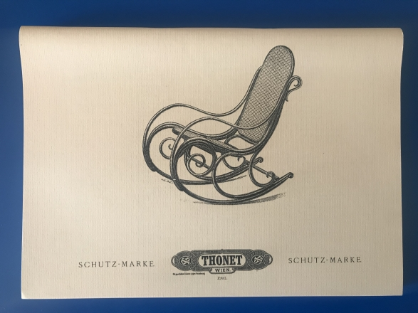 Katalog-Thonet Wien