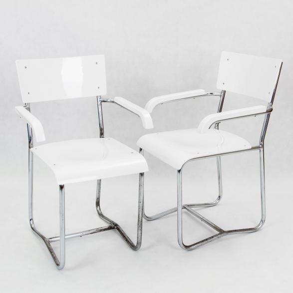 Židle s područkami  Eh 8