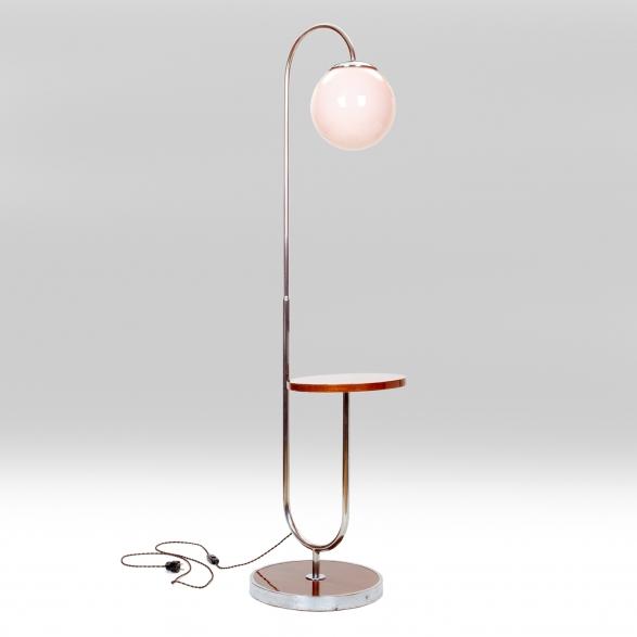 Lampa stojací