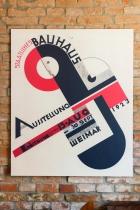 Plakát pro Bauhaus