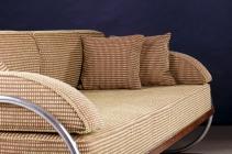 Sofa chrom Gottwald