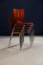 Židle Arne Jacobsen