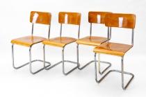 Židle trubková