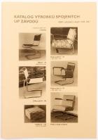 Katalog výrobků spojených UP závodů