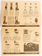 Kovový nábytek-VICHR A SPOL