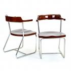 Trubková židle-model K 16