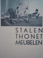 Katalog S.T.M. Thonet-trubkový nábytek