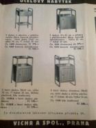 Noční stolek-Vichr a spol